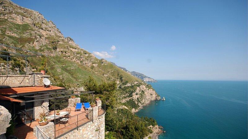Brezza Marina, vacation rental in Arola-Preazzano