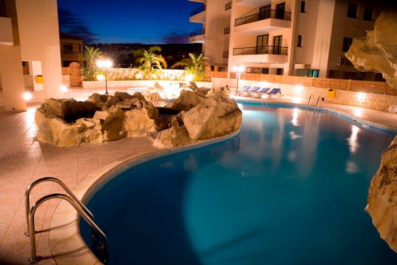 Mediterranean Sunrise Complex - Larnaca, Cyprus, aluguéis de temporada em Oroklini