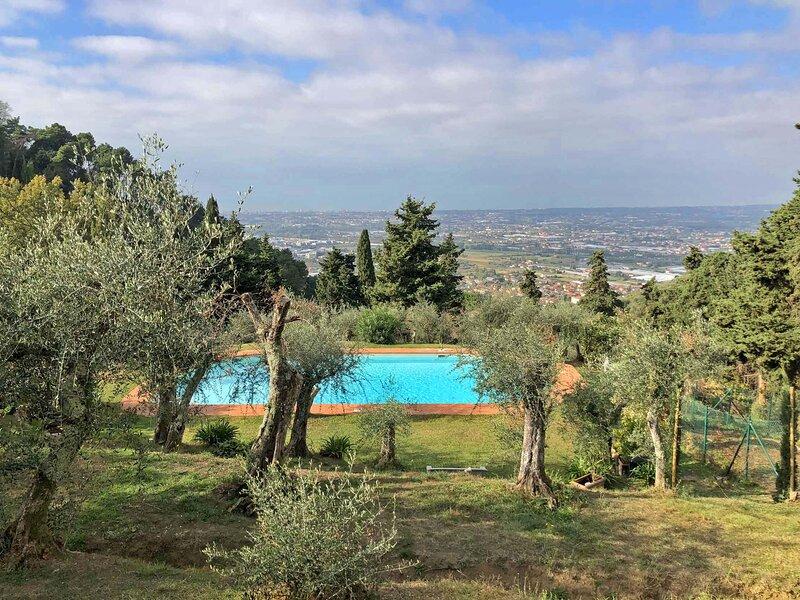 VILLA MARINA 9 Pax, pool, WI-FI, sea view, location de vacances à Piano di Conca