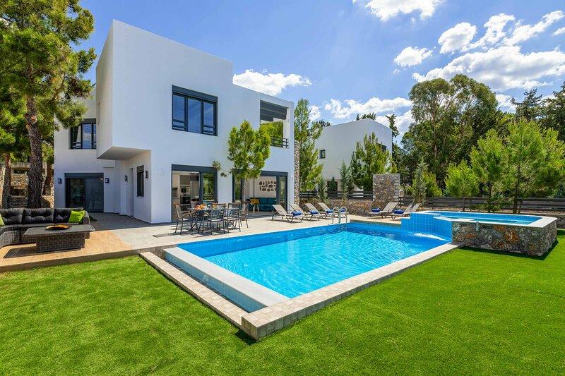 Villa Summer Dawn, vacation rental in Lardos