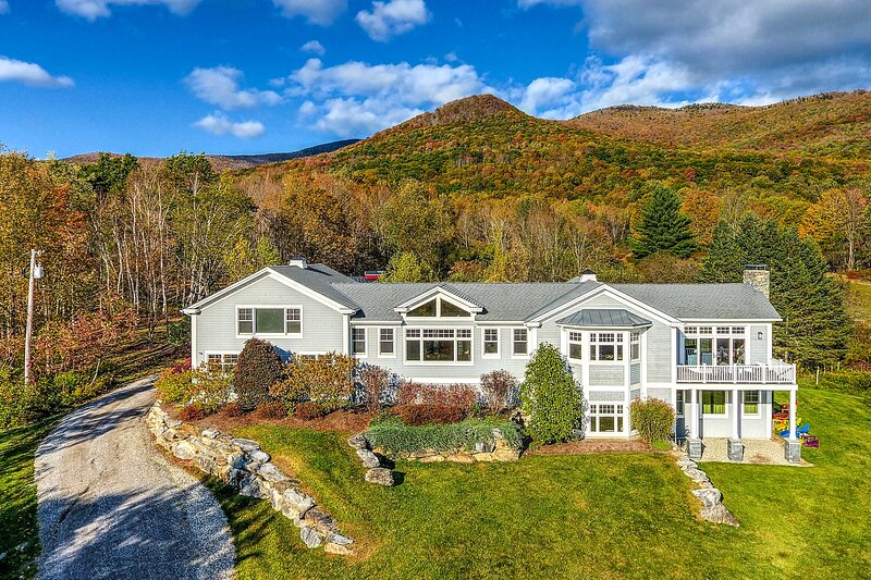 Luxe Countryside Smart Home; 14 Mi to Bromley Mtn!, location de vacances à Dorset