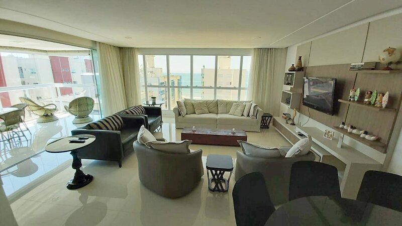 Apartamento Luxuoso em Itapema, casa vacanza a Canelinha