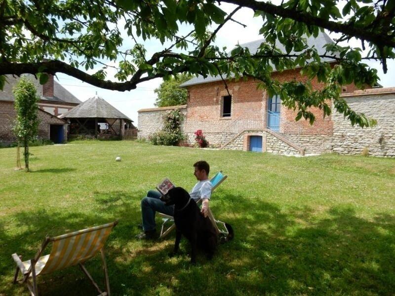 Le Cabray, location de vacances à Montroty