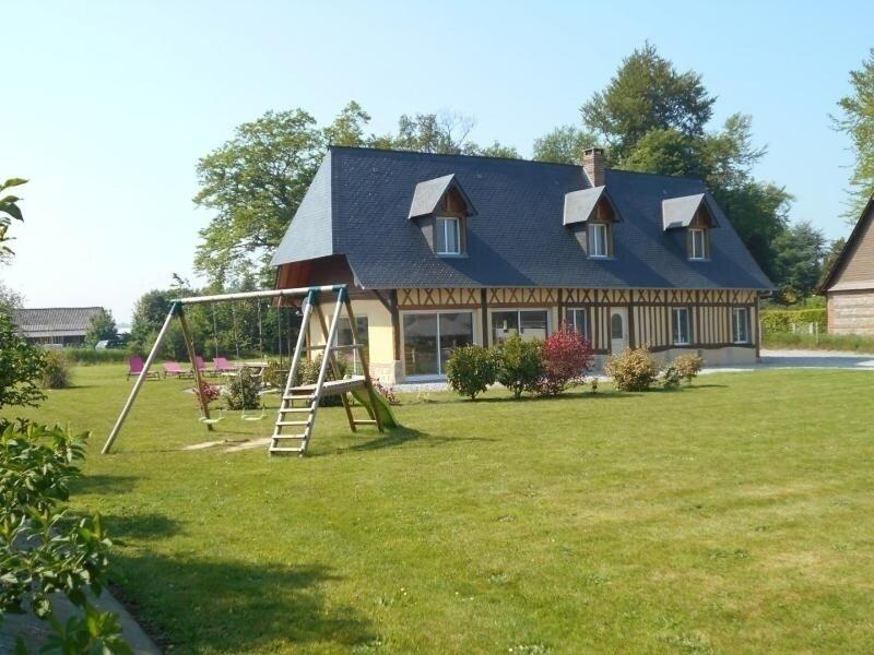 La Grange au Pré des Marées, holiday rental in Bretteville-Saint-Laurent