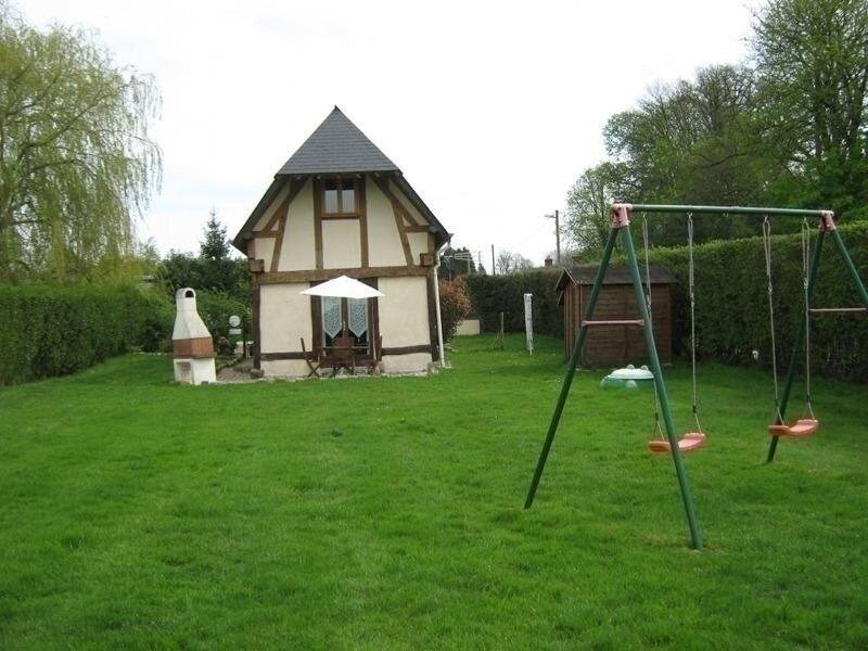 Le Saule, holiday rental in Saint-Paer