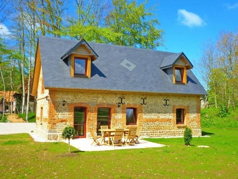 Le Clos Mer et Lin, holiday rental in Butot-Venesville