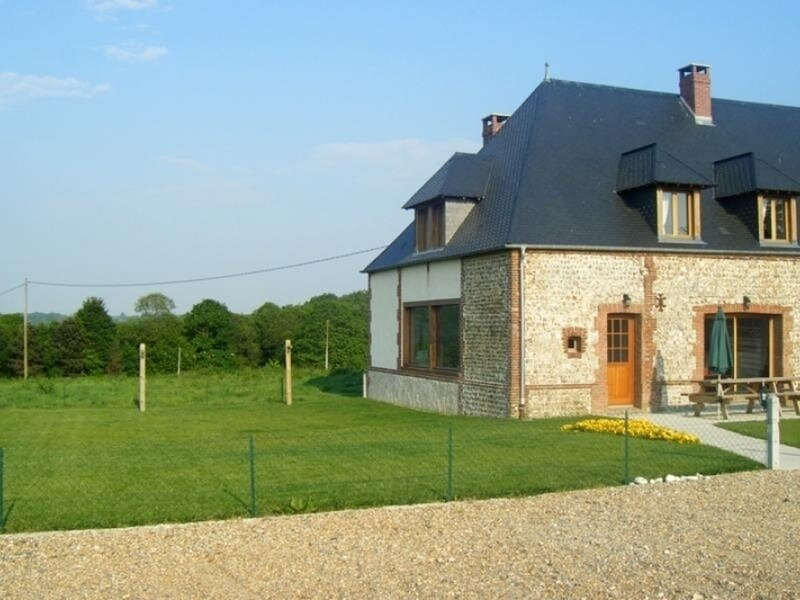 Les Sapins, holiday rental in Yport