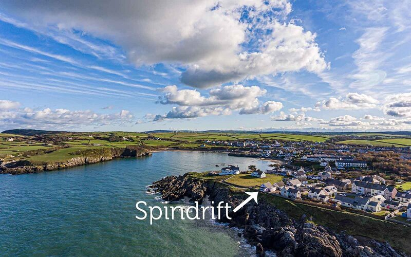 Spin Drift, holiday rental in Cemaes Bay