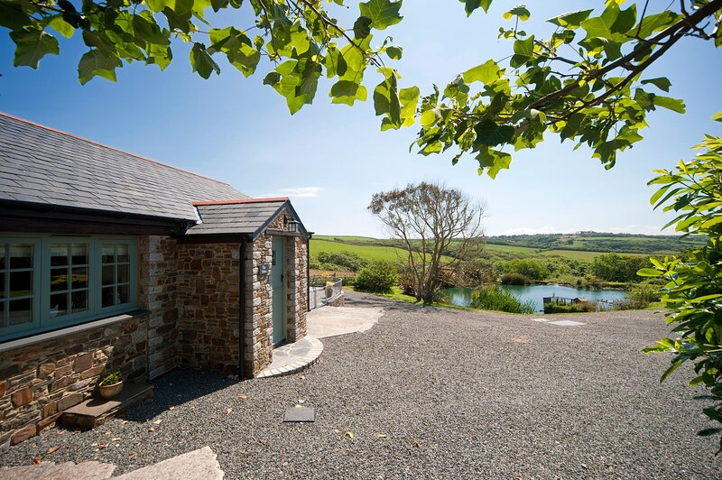 Stables, vacation rental in Morwenstow