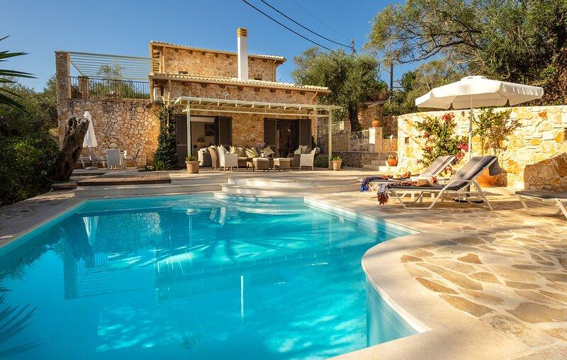 Villa Katina, holiday rental in Avlaki