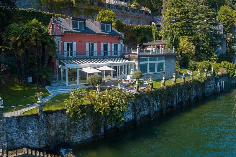 Villa Brienno, vacation rental in Schignano