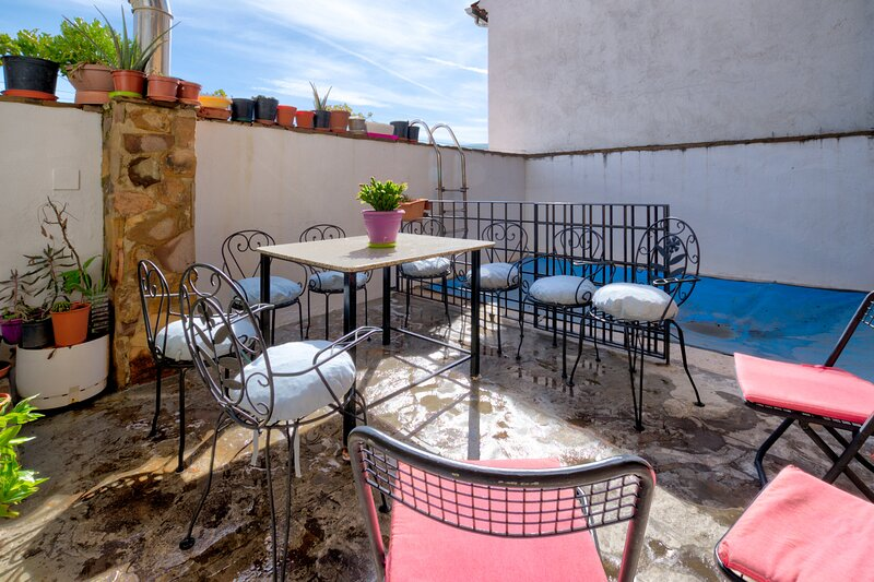 Amazing villa with swimming-pool, holiday rental in Province of Ciudad Real
