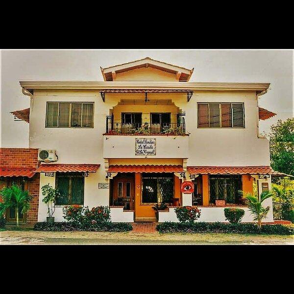 Hostal Familiar La Casita de los Kimmell/Hostel Kimmell, Sto. Domingo-Las Tablas, casa vacanza a La Villa de los Santos