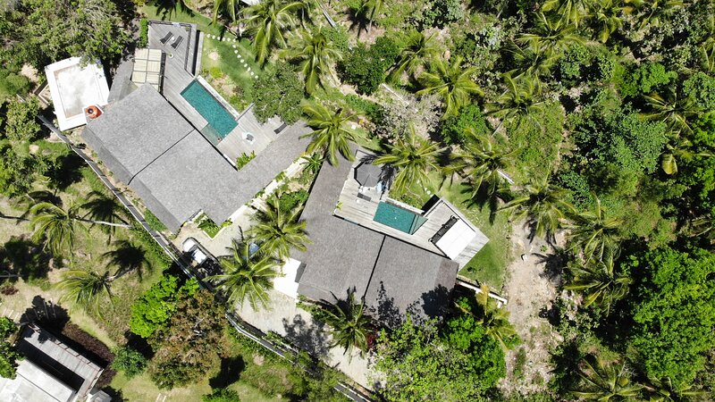 Kirikan Villas - Sea, Sky and Nature all around, vacation rental in Sikur