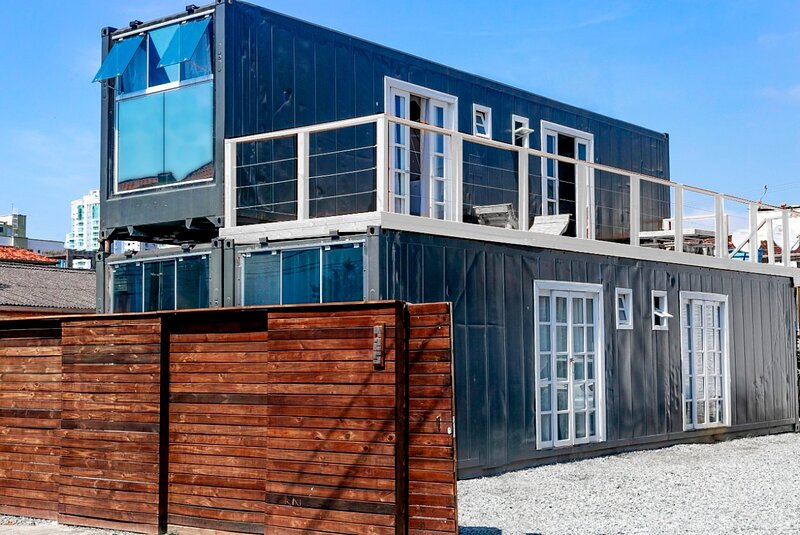 Container Kitnet, holiday rental in Balneario Camboriu