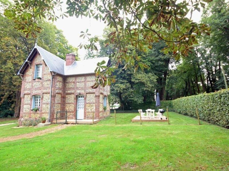 Le Pavillon des Hêtres, holiday rental in Bretteville-Saint-Laurent