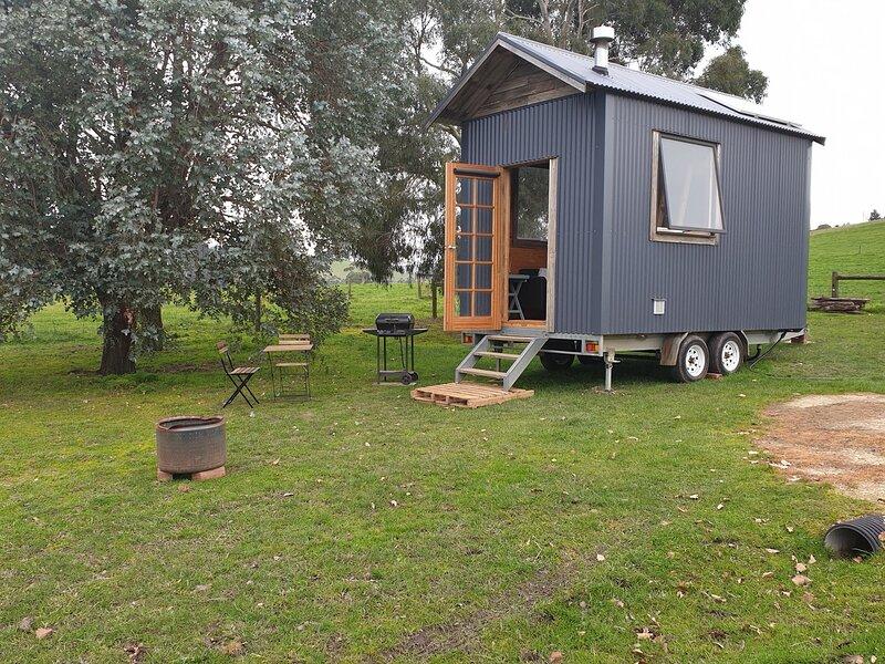 Berrys Creek Tiny House, location de vacances à Korumburra