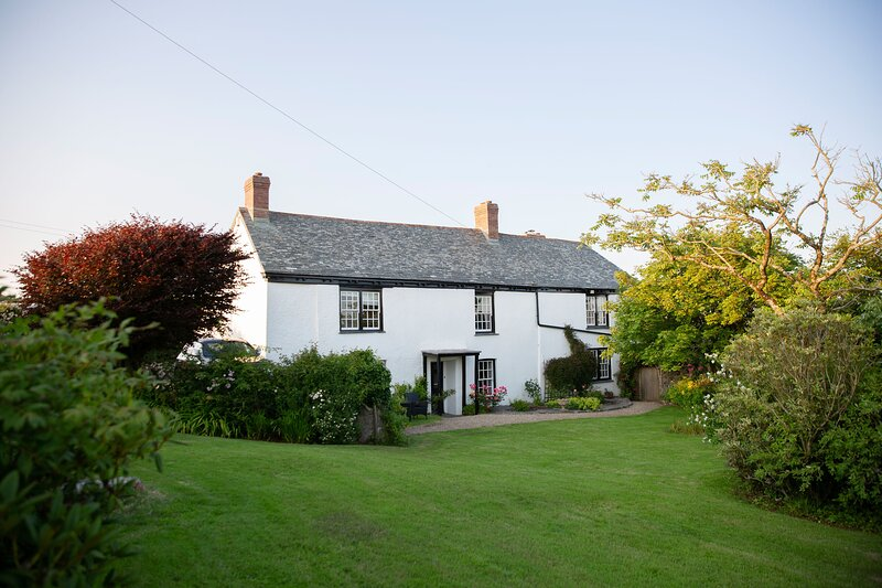 The Manor, vacation rental in Morwenstow