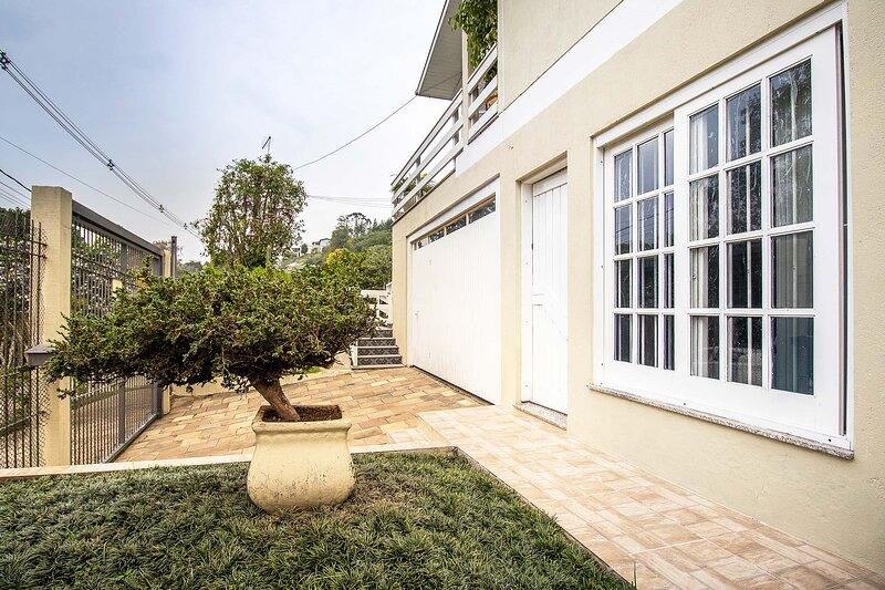 Apartamento aconchegante em bairro nobre de Bento Gonçalves, casa vacanza a Farroupilha