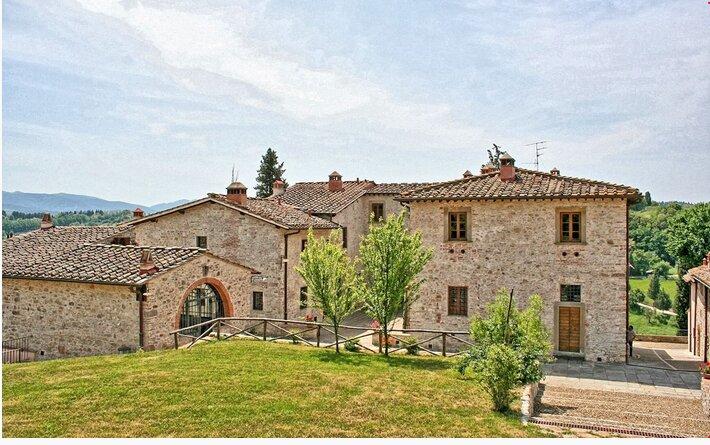 35-HECTARE ESTATE GRASSINA- THE DREAM TUSCAN STAY, location de vacances à Bagno a Ripoli
