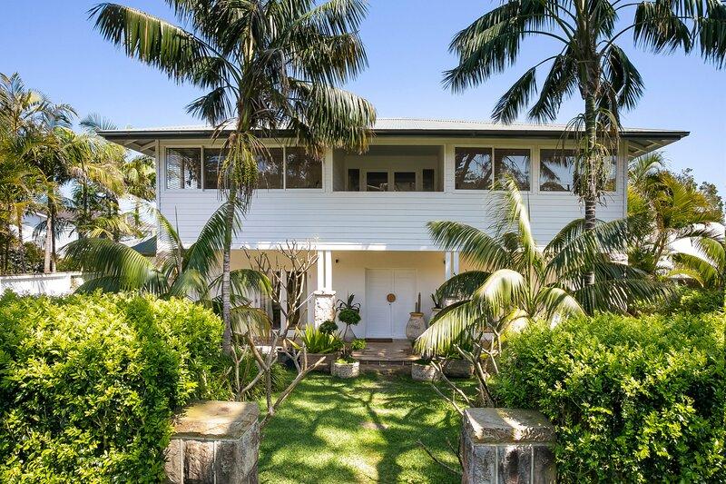 Island Style Living/ Prime Beachside Setting, holiday rental in Avalon Beach
