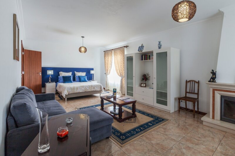Casa Caloura, Quarto Deluxe spa Beautiful View Ver calendário, casa vacanza a São Miguel