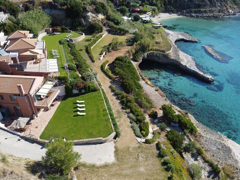 Villa Avali Family, location de vacances à Céphalonie