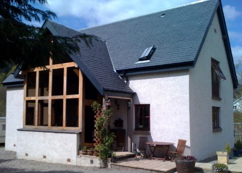 Glenvarloch, holiday rental in Loch Lomond and The Trossachs National Park
