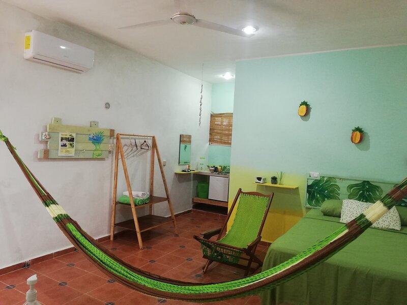 HABITACIÓN 5  ,VILLA GABRIELA, vacation rental in Celestun