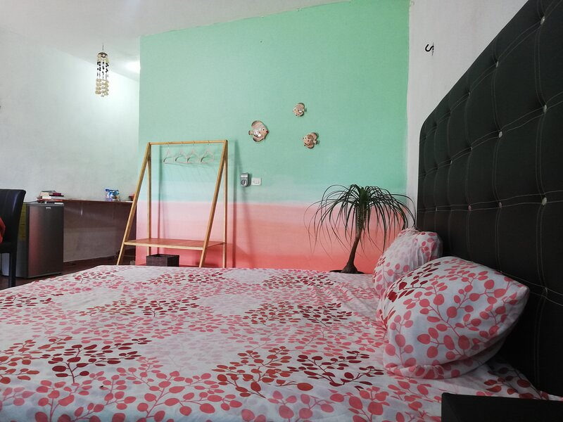 HABITACION 1 , VILLA GABRIELA HOSPEDAJE, vacation rental in Celestun