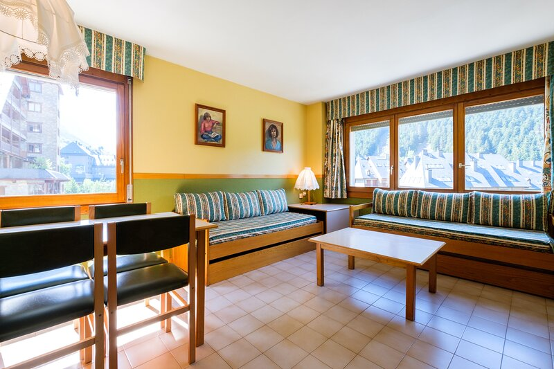 Sol y Nieve en Baqueira Beret 206, holiday rental in Baqueira