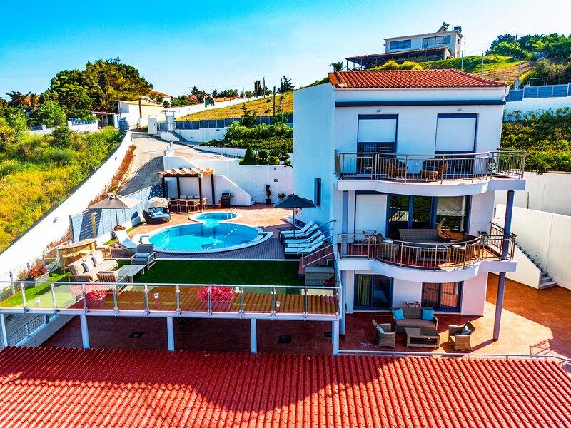 Aries Villas Collection - Villa Capricorn, location de vacances à Sporades