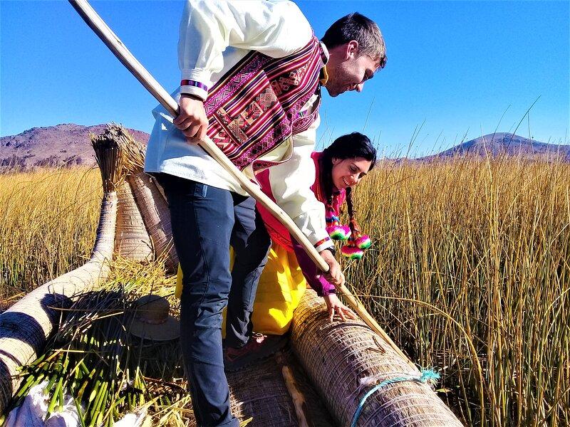 Titicaca Experiencias, location de vacances à Puno Region