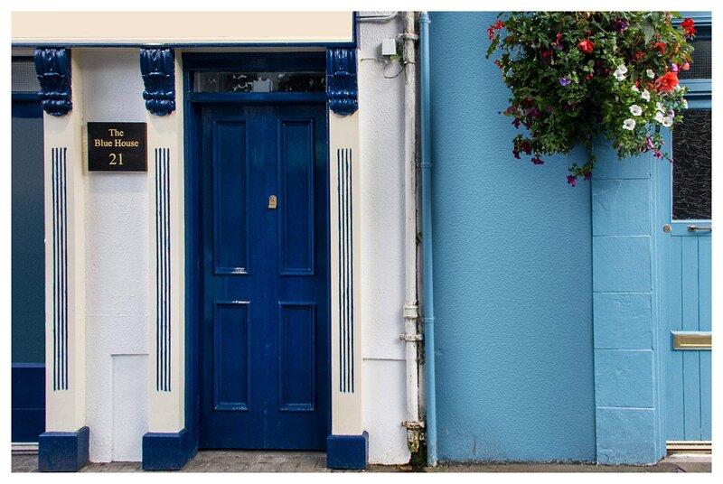The Blue House Westport M006, location de vacances à Elmhall