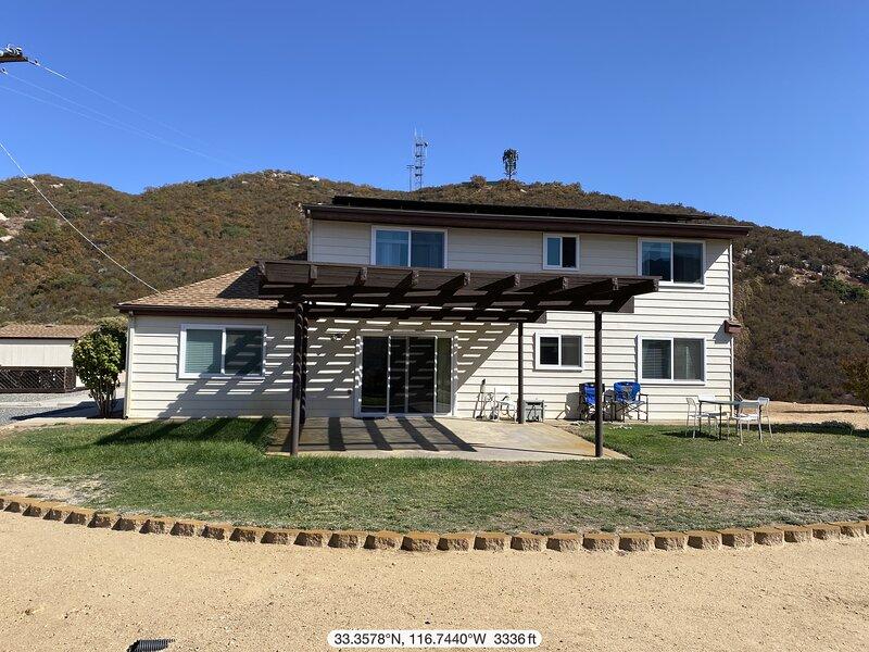 Bella Vista Home, holiday rental in Palomar Mountain
