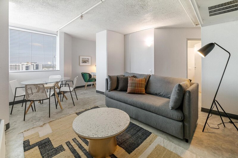 Live the local life in your Kasa's living room