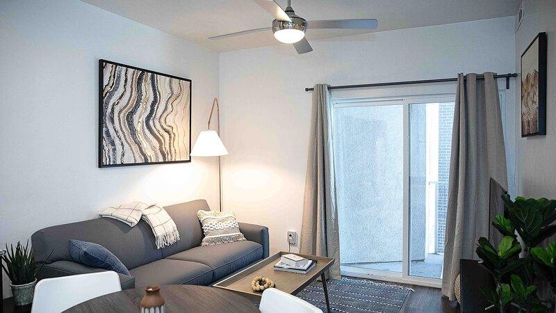 Kasa | Salt Lake City | Stylish 1BD/1BA Apartment, holiday rental in West Valley City