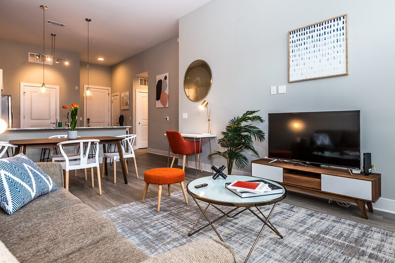 Kasa | King of Prussia | Dreamy 2BD/2BA Apartment, vacation rental in Malvern