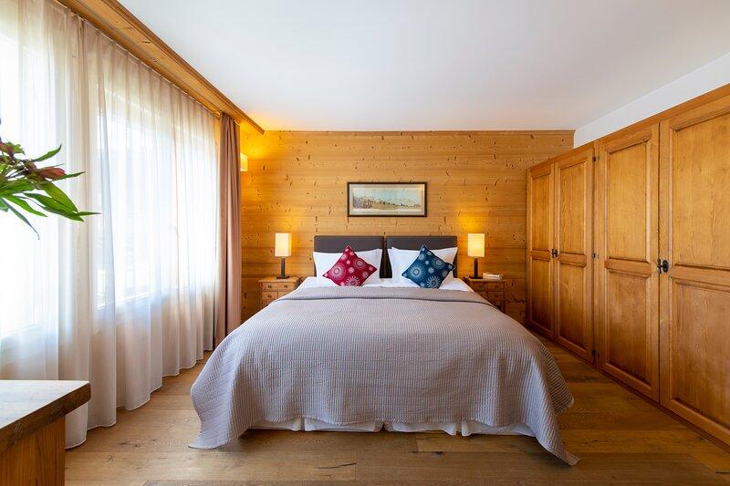 Chalet Balthazar Apartment 4, casa vacanza a Villars-sur-Ollon