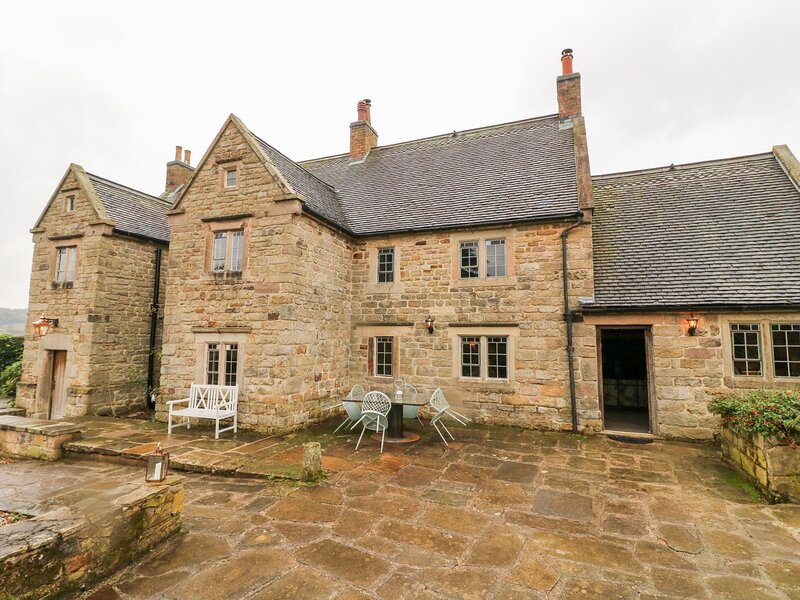 Wildersley Farm - The Farm House, Belper, vacation rental in Quarndon