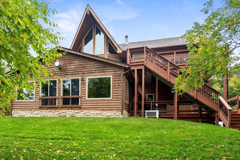 Highland Manor, vacation rental in McHenry