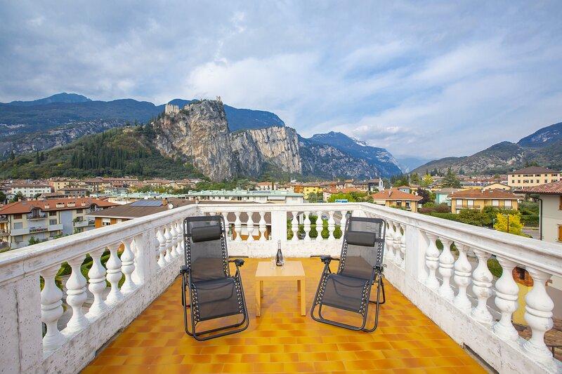 Casa Franco e Ilva 1, vacation rental in Arco