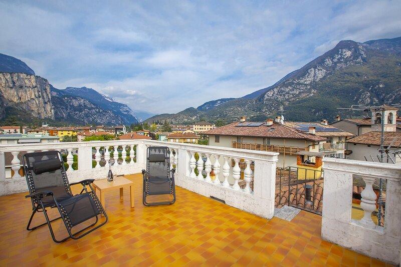 Casa Franco e Ilva 2, vacation rental in Arco