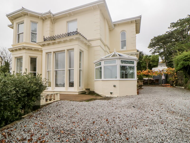Holcombe House, Torquay, holiday rental in English Riviera
