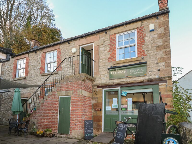 Cobbles, Matlock, holiday rental in Bonsall