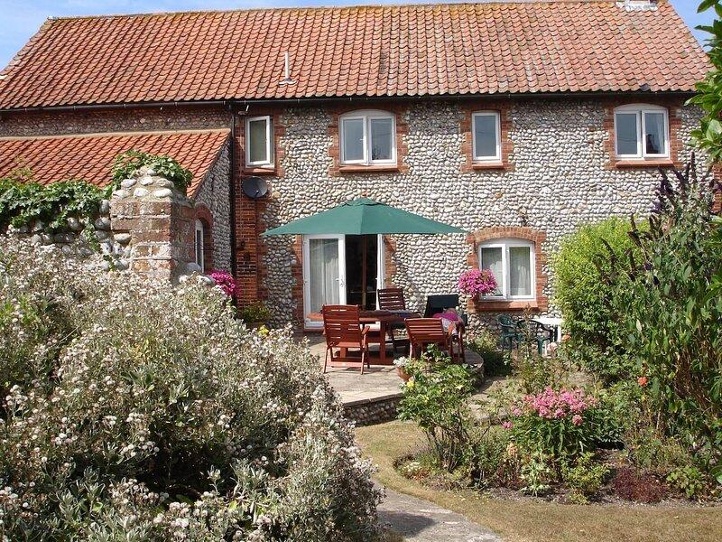 Beautiful 5-Bed House in Holt,HOXNE HOUSE, location de vacances à Salthouse