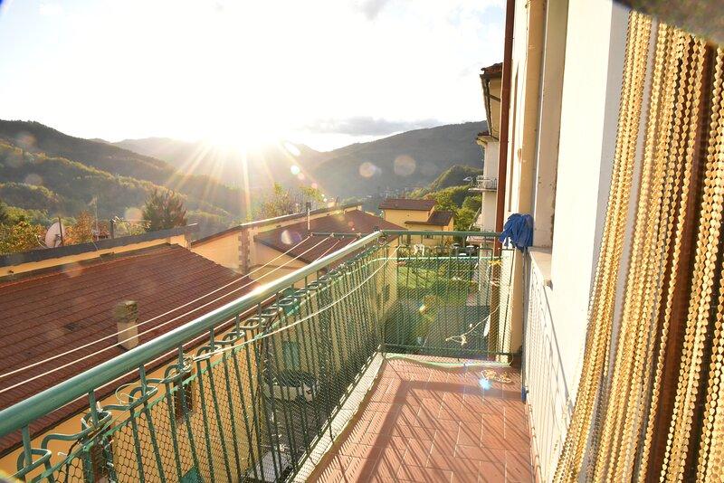 La casa di Lù - appartamento per vacanza, holiday rental in San Marcello Pistoiese