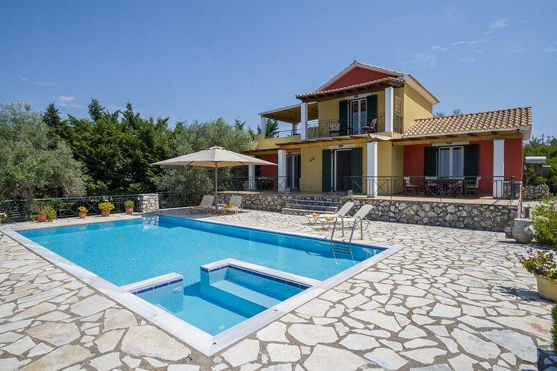 Villa Aphrodite, location de vacances à Astakos