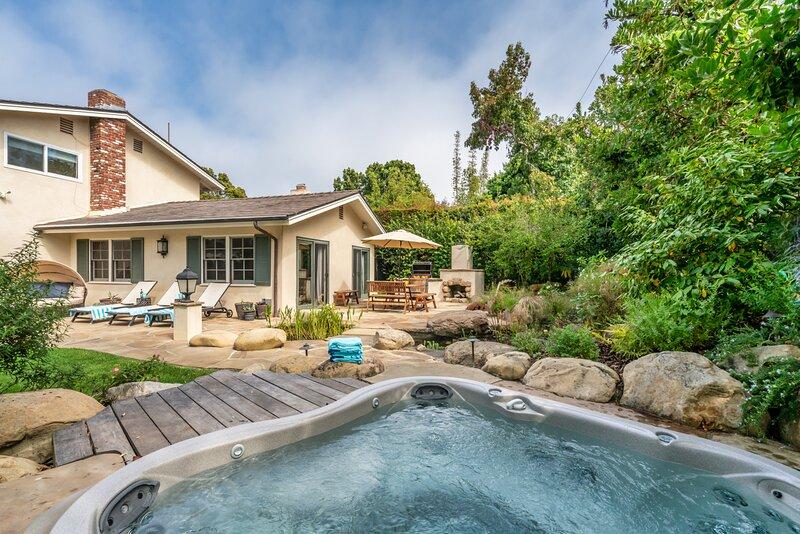 Channel House, aluguéis de temporada em Montecito