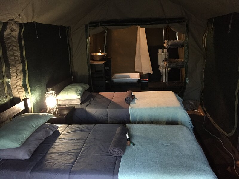 Kruger Mountain Tented Camp, vacation rental in White River